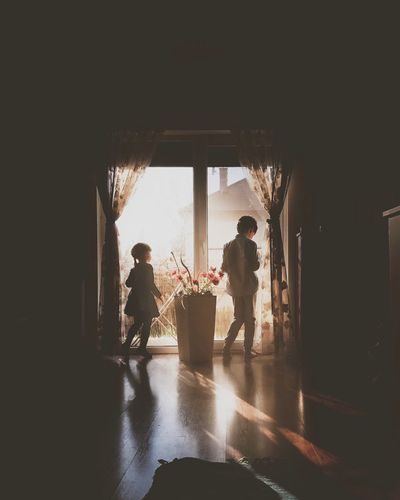 EyeEm Diversity Full Length Indoors  Mature Adult Standing Adult Adults Only People Sunlight Silhouette EyeEm Best Edits Doorway Men Built_Structure Day Architecture Togetherness Teamwork Real People Working EyeEm Best Shots The Secret Spaces Moody The Week On Eyem EyeEm Gallery The Photojournalist - 2017 EyeEm Awards Neighborhood Map Live For The Story Let's Go. Together.