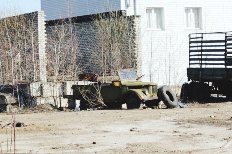 Pereslavl'-zakessky Old Cars