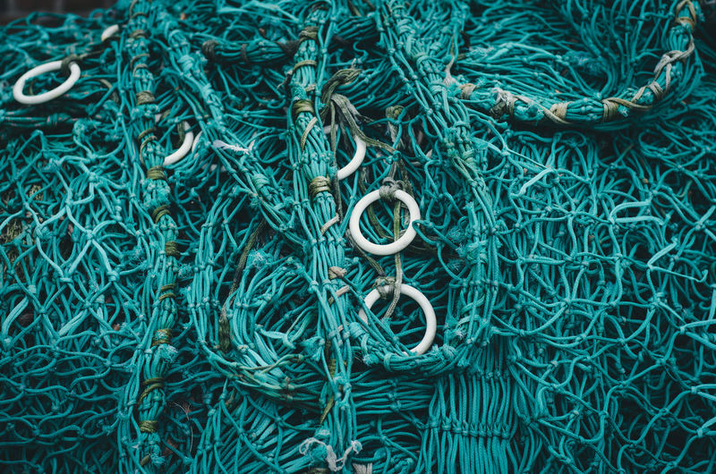 Coastline Maritime Textured  Textures and Surfaces Close-up Coastal Day Detail Fishermen Fishing Full Frame Net No People Ocean Outdoors Pattern Sea Seascape Structure Texture End Plastic Pollution