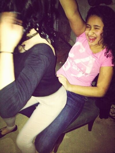Irel doing her thing on me :D #LapDance #Ass #Birthday