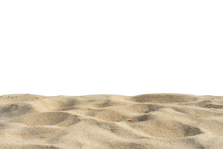 Beach sand texture isolated on white with clipping path. Beach Sand Textured  Pattern On White Isolated Outdoors Clipping Path Path Ci Cus Sun Summer No People