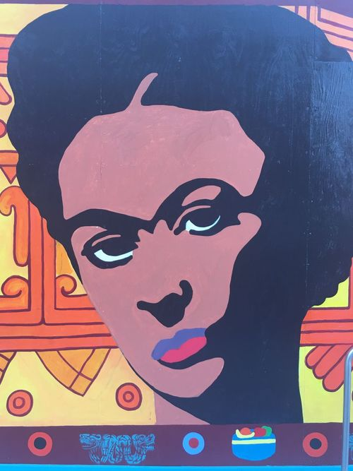 San Francisco Art Frida Khalo Mexican Art Exhibition