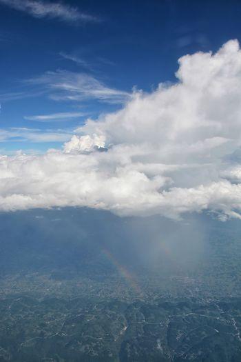 Up Cloud - Sky