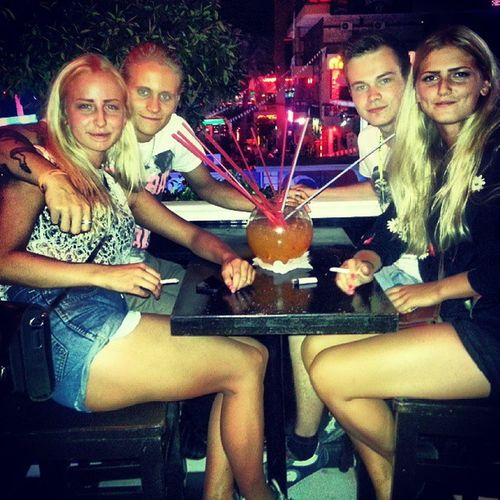 Vi har de bra i alanya! Alanya Scandinavianclub Party2013