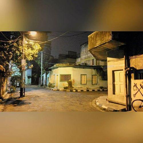 Silent Street Kolkata