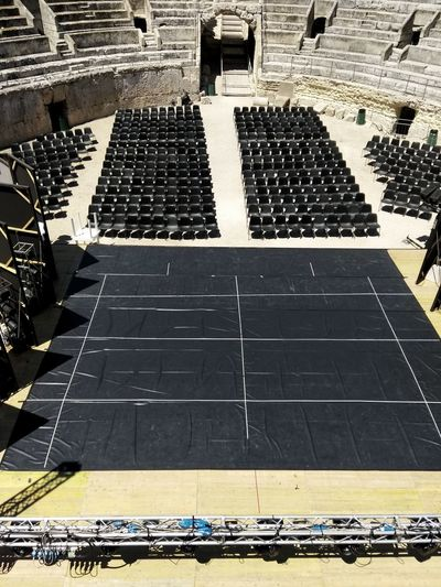 High Angle View Day Outdoors No People Lecce Salento Puglia Theater Theatre & Music  Theatre Arts Theater Life Historical Place Theater Show