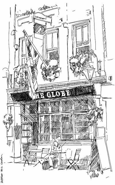 Art Pub Drawing Kaay