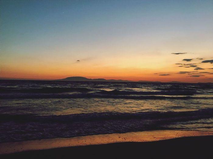 Sunset 10 10