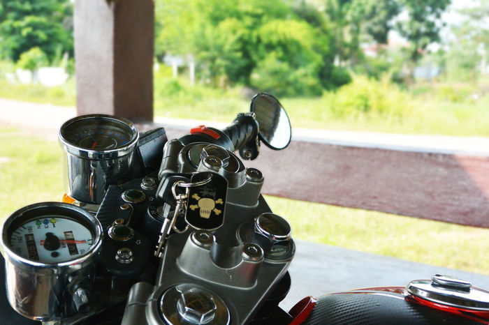 Close-up Day Focus On Foreground Moterbike Motersport Motorcycles No People Outdoors Stalion