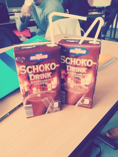 Schoko Schoki Schokolade & Milch<3 Kakao ♥ *-*