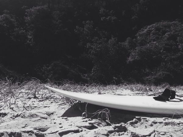 There is not one right way to ride a wave - Jamie O'Brien Vscocam Blackandwhite Black And White Photography Surfboard Surfing Sydney Australia Beach Sand Olivervalentine