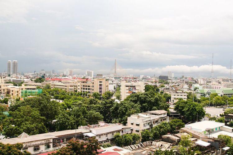 OverviewPoint Bangkok Bangkok Thailand. Bangkok City