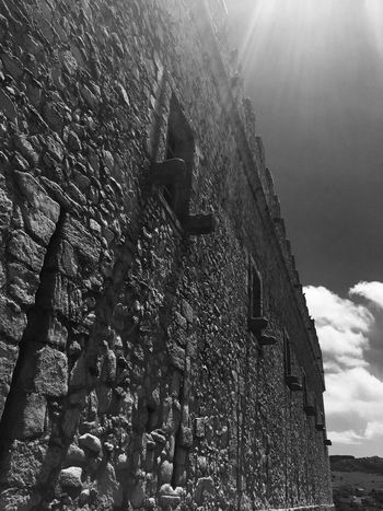 Day History Outdoors Architecture Built Structure No People Low Angle View Building Exterior Sky Nature Medieval