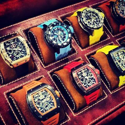 ⌚ Richardmille Instawatch Luxurywatches Menwatch luxury4play like likeforlike