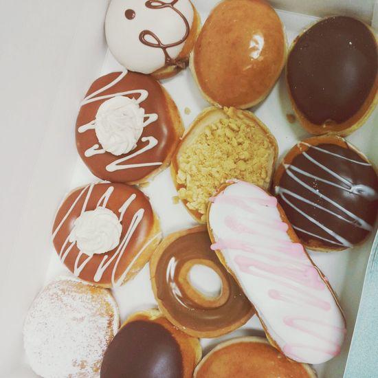 krispy kreme Donuts KrispyKreme Sweet Desserts