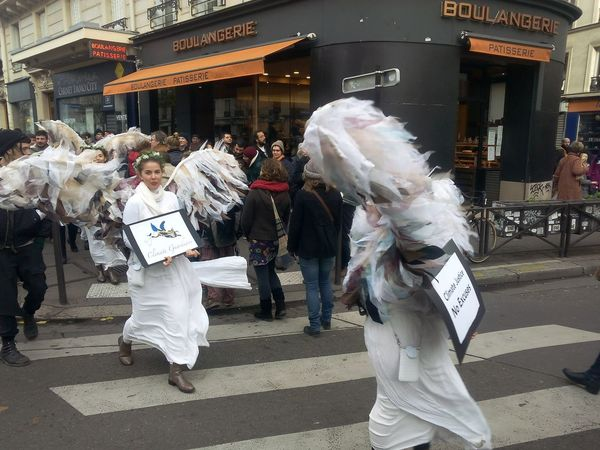 Angels for ClimatePeace <3