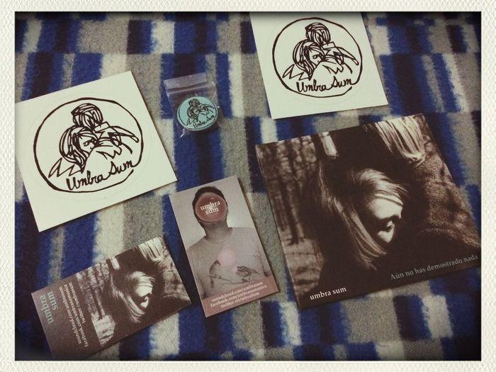 UmbraSum Costa Rica ¡Al fin lo tengo en copia física! Gracias @UmbraSum este disco es hermoso.