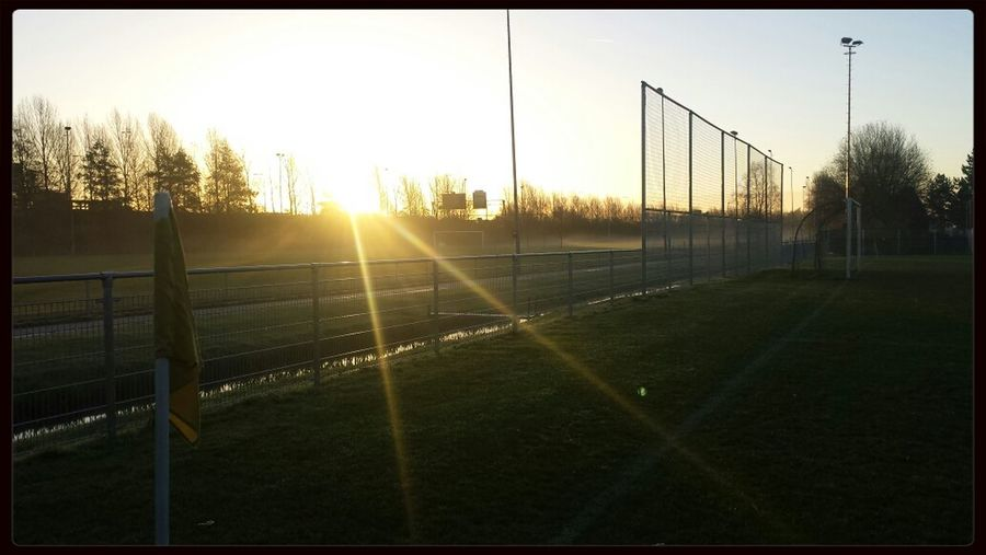 Our football fields 9 on a sunday morning..!!.. Nofilter Football Rotterdam Taking Photos
