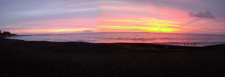 Being A Beach Bum Happynewyear Sea Enjoying The Sunset