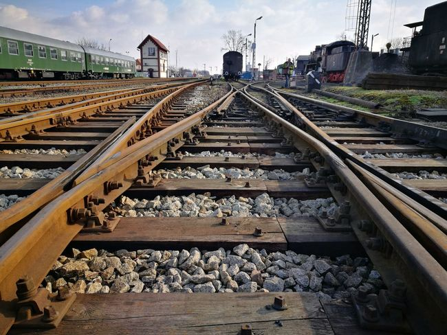 Railway Track Old Railway Line Railway Line Train Line Train Lines Railroad Track Rail Transportation Transportation