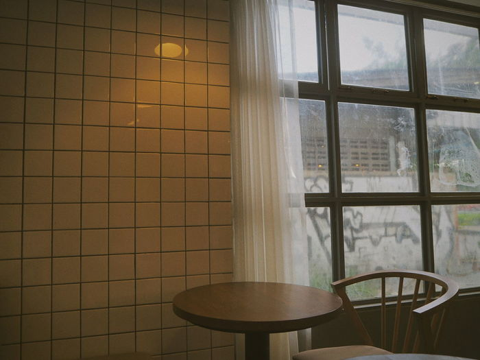 alone time 🚬Indoors  Window No People Day Architecture