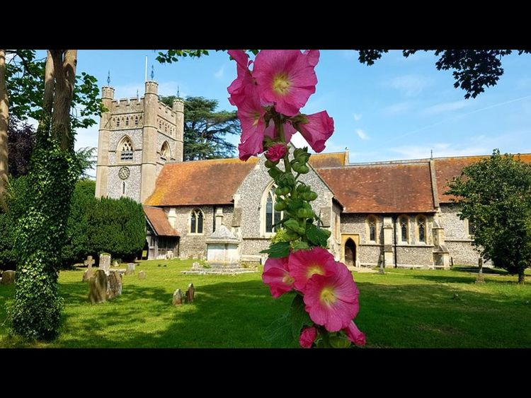 English church Oxfordshire