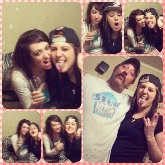 great night(: @bentleysmoma13 and my amazing dad won 6 games of BP(: Lovelife Lovemyfamily Lovemyamazingfriendsthatihave Lovemyamazingboyfriend