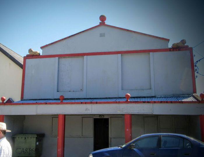Cinema Paradiso Cinema Paradiso Cinema Cinematreasures Closed Nostalgic  Country Town Kenmare Co Kerry Wildatlanticway Ireland
