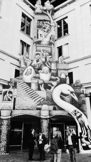 Art Covent Garden  Swan London 2014
