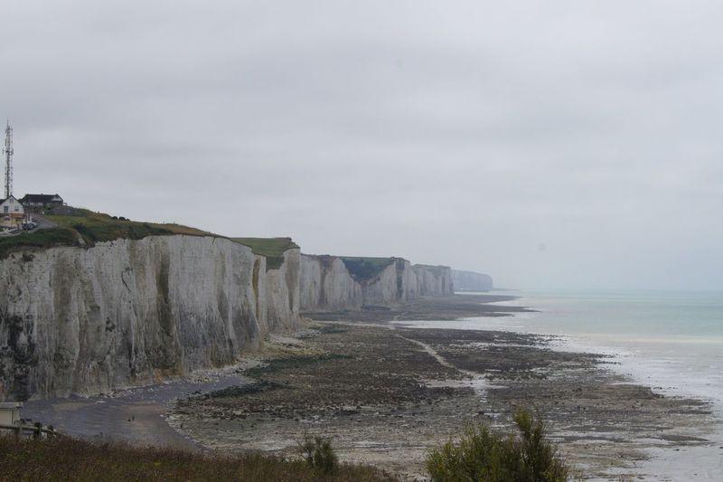 Kreidefelsen wie in Dover