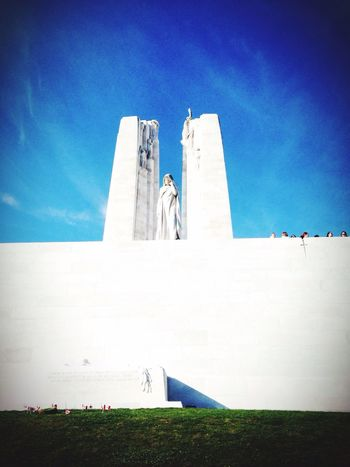 Canadian war memorial in France. Lest we forget. Canada France Memorial EyeEmNewHere