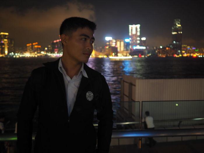 Night One Man