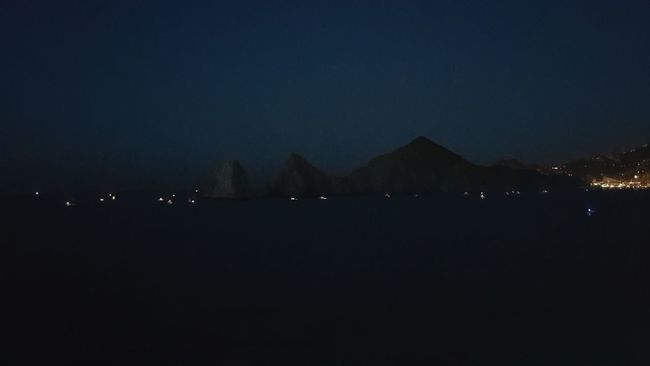 Early Morning, Cabo, Mexico, Water, Fishing, Mobility In Mega Cities
