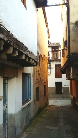 Street country Architecture Built Structure Window Building Exterior Day Outdoors No People