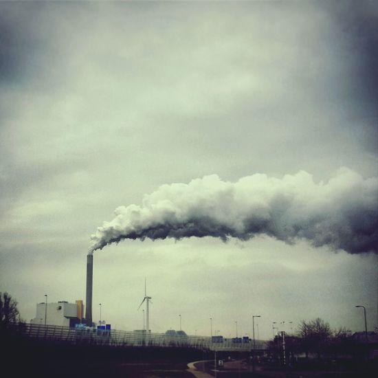 Killing me softly with its smoke (Nature vs. Humanity) - Photography Travel Beautiful EyeEm