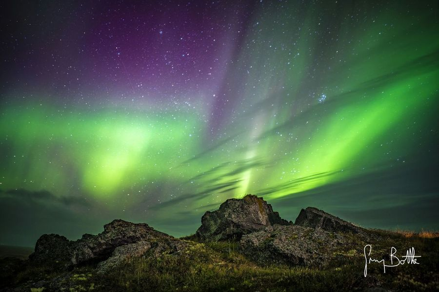 Northern lights, Iceland Aurora Borealis Aurora Nightphotography Night Lights Night View Landscape_Collection Landscape Night Photography Nature_collection EyeEm Best Shots - Landscape Eye4photography  Sonyimages Sony Images Clouds And Sky Sony A7RII Sonyalpha Landscape_photography EyeEm Masterclass Long Exposure EyeEmbestshots