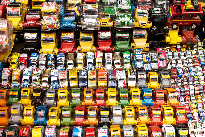 Can Cannette Car Cars Coche Coches Consumerism Day Large Group Of Objects Macchiato Macchina Multi Colored No People Retail  Store Voiture Voiture Retro