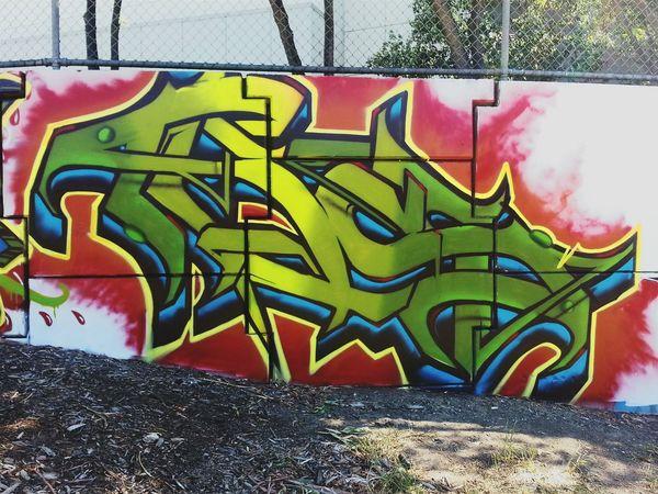 Melbourne Graffiti Melbourne Graffiti Streetart Streetphotography Eyeemgraffiti Landofthunder
