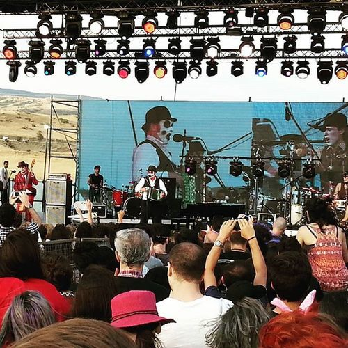 The Tiger Lillies Unbelievable Live TbilisiOpenAir Tbilisi Music Fest