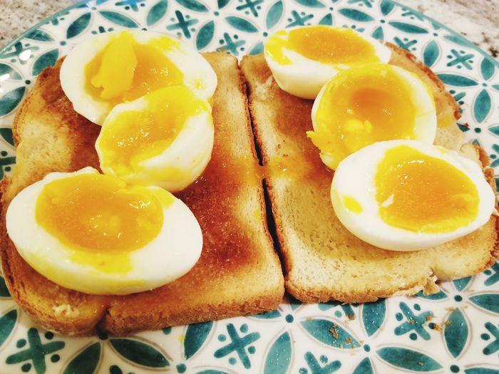 Egg Yolk Yellow