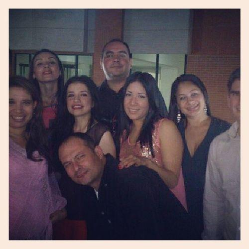 Me encanta la cara de Luis en esta foto Yosoycomercial Fiestainter
