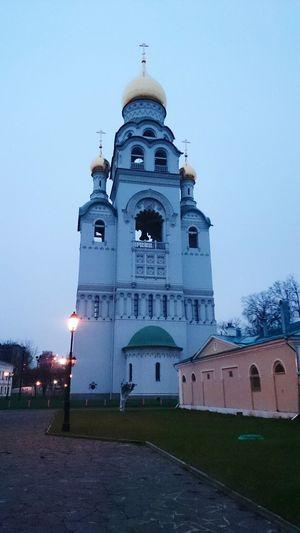 Колокольня Рогожская слобода староверы православие Россия😍 Russia