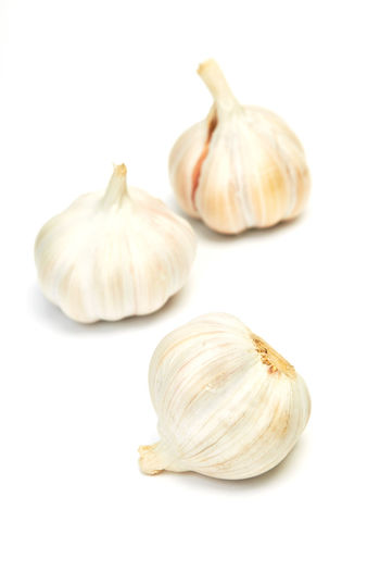 Close-up Cut Out Food Food And Drink Freshness Garlic Garlic Bulb Garlic Clove Group Of Objects Healthy Eating Indoors  Ingredient No People Raw Food Spice Still Life Studio Shot Vegetable Wellbeing White Background White Color