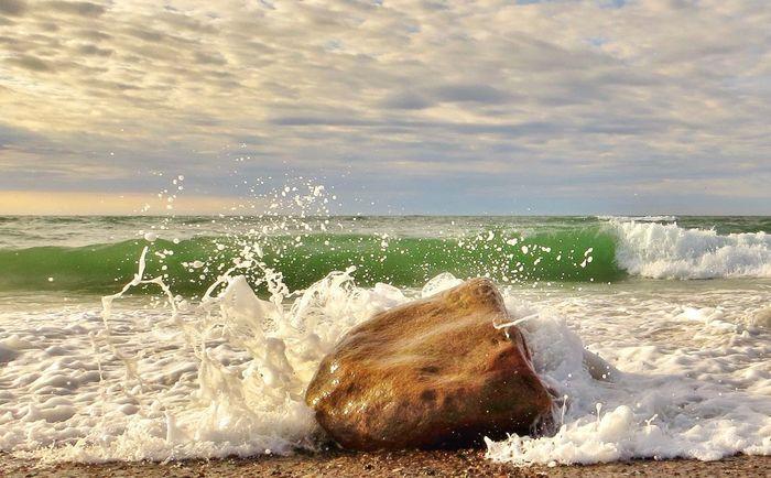 By the North Sea. North Sea# Enjoying Nature Denmark EyeEm Tadaa Community