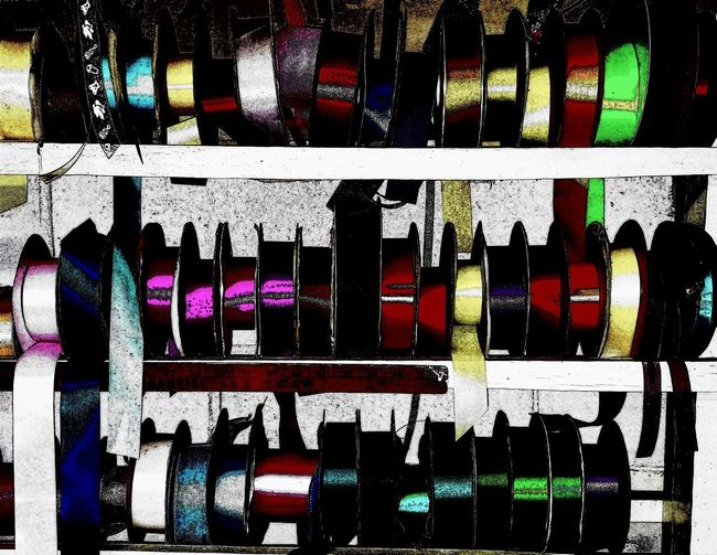 Abundance Arrangement Bottle Choice Close-up Colors Day For Sale Indoors  Large Group Of Objects Multi Colored No People Ribbon Shelf Shelves Of Ribbo Spools Of Ri Variation