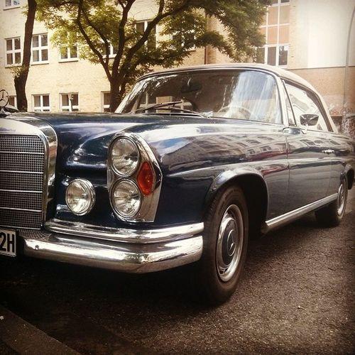 Too many of Mercedes-Benz photos? No. Car Vintage Oldcar Mercedes hamburg