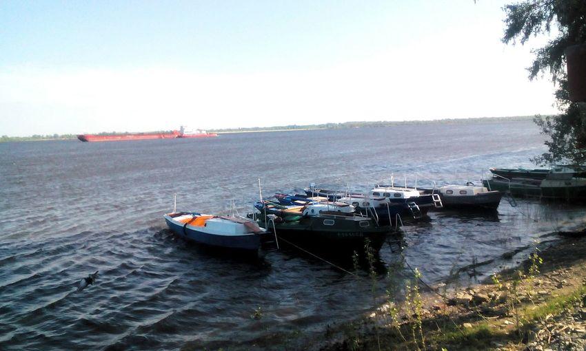 Volga River Volsk