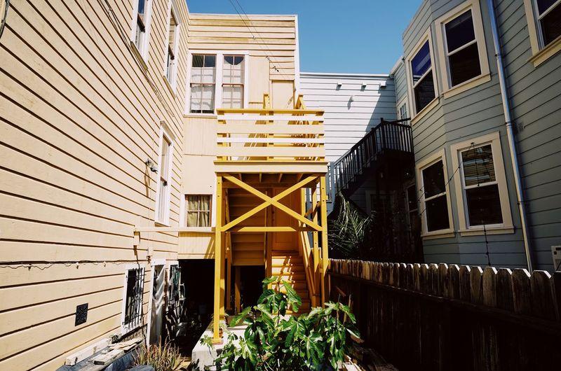 Backyard Built Structure Architecture Building Exterior Building Day Nature Sunlight
