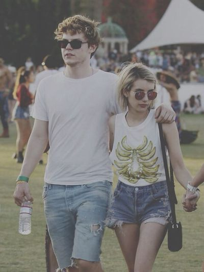 Favourite couple? Evan Peters Emma Roberts