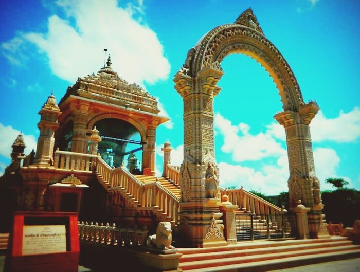 The Jain Temple, Aligarh in India. Relegious India Indianpost Temple Photoforsale Photography Check This Out Incredible India Sale Hello World